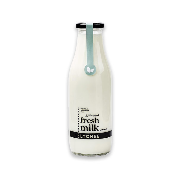 Fresh Milk Full Cream 1L thumbnail
