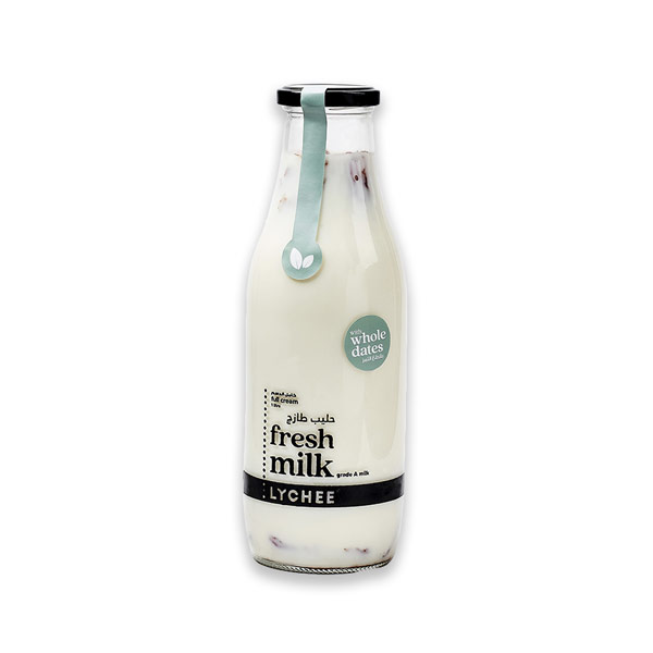 Fresh Milk With Dates 1L thumbnail
