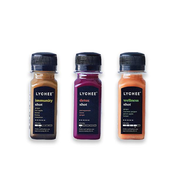 Buy 1 Wellness Shot & 1 Immunity Shot, & Get 1 Detox Shot for FREE thumbnail