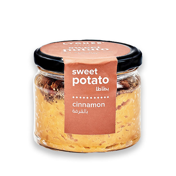 Sweet Potato Cinnamon thumbnail