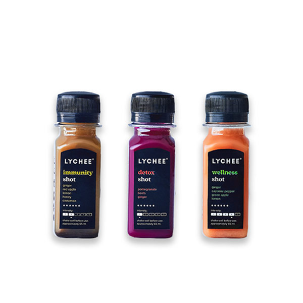 Buy 1 Tangerine juice & 1 Orange juice, Get 1 Guava juice for Free thumbnail