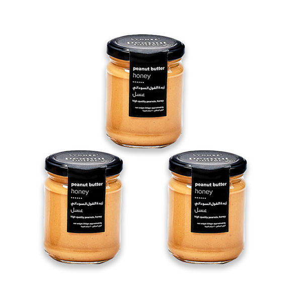 Buy 2 peanut butter jars, get 1 peanut butter jar for Free (200gm) thumbnail