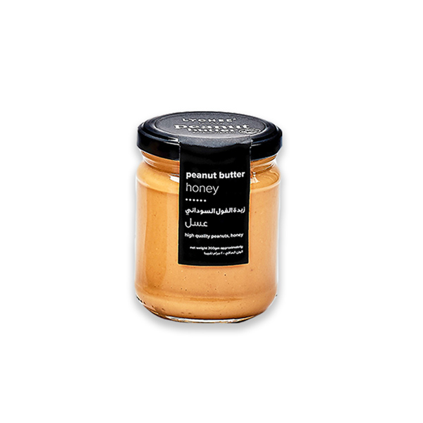 Peanut Butter Honey 200g thumbnail