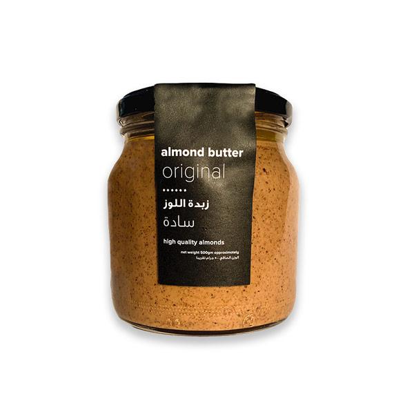 Almond Butter Original 500G thumbnail